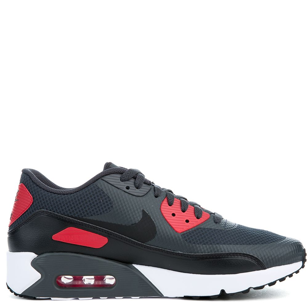 nike air max 90 ultra 2 0 anthracite black university red. Black Bedroom Furniture Sets. Home Design Ideas
