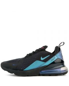 half off bfb67 7fe48 Nike AIR MAX 270 Black Laser Fuchsia-regency Purple