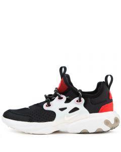 new product 7b209 dc990 (PS) REACT PRESTO BLACK PHANTOM-UNIVERSITY RED. Nike ...