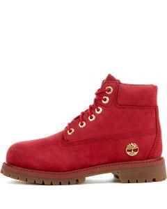 Kids 6 In Premium Boot 41st RUBY RED WATERBUCK