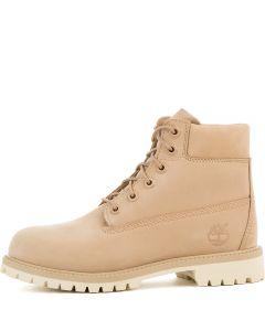 Juniors 6 In Premium Boot Coroissant tan waterbuck