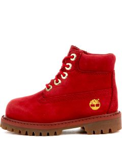 Toddlers 6 In Premium Boot 42nd RUBY RED WATERBUCK