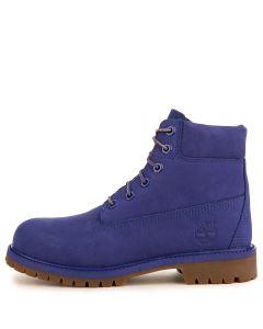 Juniors 6 Inch Premium Boot ROYAL BLUE WATERBUCK