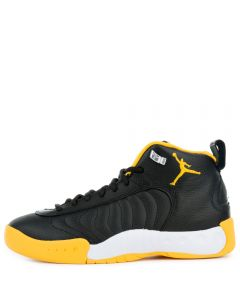 24b178edee747f JUMPMAN PRO BLACK UNIVERSITY GOLD-METALLIC SILVER