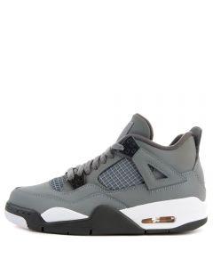 outlet store 62c83 5ac73 (GS) Air Jordan 4 Retro Cool Grey/Chrome-Dark Charcoal