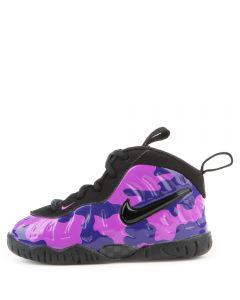 check out 3a4db 0d7fa (TD) Little Posite Pro Black/Court Purple-Hyper Violet