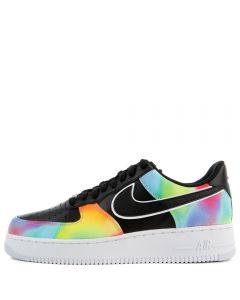 check out b904a fe71f Air Force 1 '07 Black/Multi-Color-Psychic Purple-White