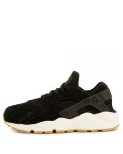c84a4f0f797a7 Nike Air Huarache Run SD BLACK DEEP GREEN-SAIL-GUM LIGHT BROWN
