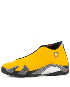 sports shoes dc182 5fda5 (GS) Air Jordan 14 Retro SE University Gold Black-University Red