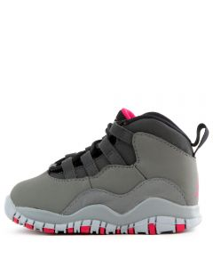 bdf04ec6446 (TD) Jordan 10 Retro DK Smoke Grey/Rush Pink-Black-Iron