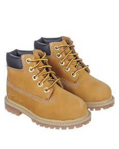 Toddlers 6 Inch Premium Boot Wheat