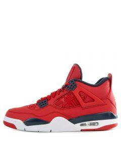 online retailer 10e52 d27ba Air Jordan 4 Retro Gym Red/Obsidian-White-Metallic Gold