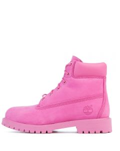 6-inch Premium Waterproof Boot (GS) Ibis Rose Nubuck (Pink)