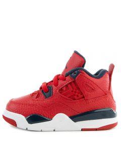 buy popular 19f5b 48ff4 (TD) Air Jordan 4 Retro Gym Red/Obsidian-White-Metallic Gold