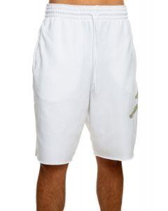 051e8fe1c3043 Jumpman Air Fleece Shorts White/Spruce Fog