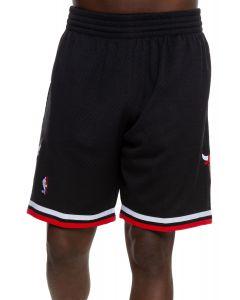 hot sale online 5ddbf 60409 Chicago Bulls Swingman Shorts Black