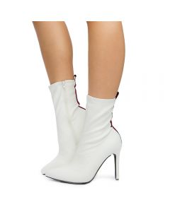 eeed33df757 ... Knee-High Boot BURSFS.  34.99  49.99. Anne Michelle Women s Pledge-17m  Bootie White Red