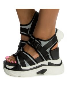 32e2c4b3f13 Women s Pomelo Platform Sandal BLACK