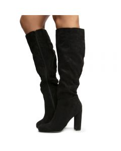 aabe7331025 Living-45S Knee High Boots