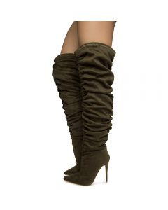 aca637240 Thigh High Boots   Over the Knee Boots for Women