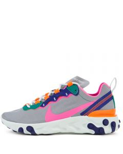fa69f50dde New. React Element 55 Wolf Grey/Laser Fuchsia-Hyper Crimson