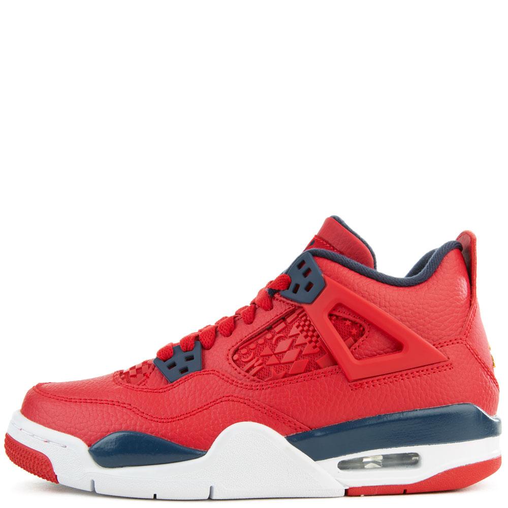 Air Jordan 4 Retro Gym Red/Obsidian