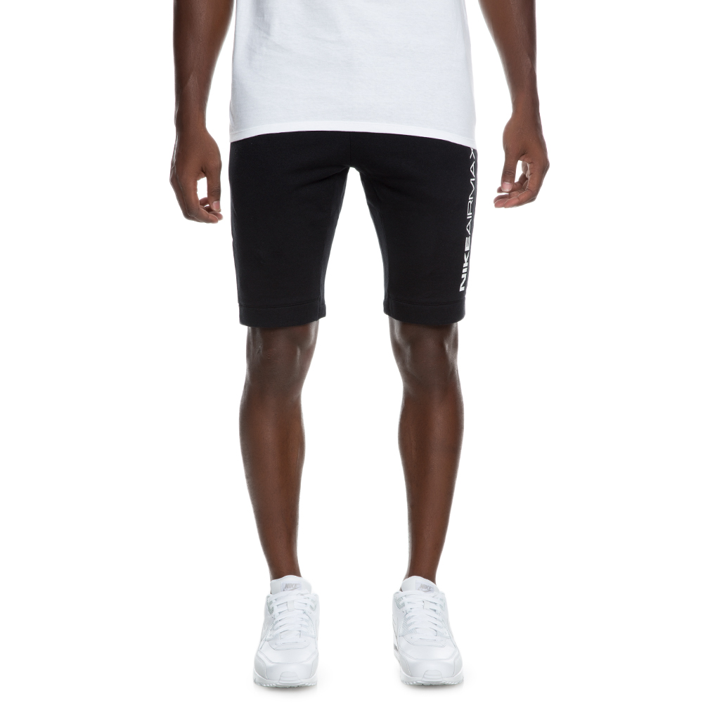 Short Air Max BLACK/BLACK/WHITE