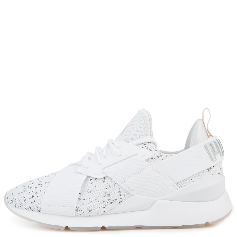 1d8e66c7214 Women's Muse Solstice Sneaker PEACH BEIGE/PUMA WHITE