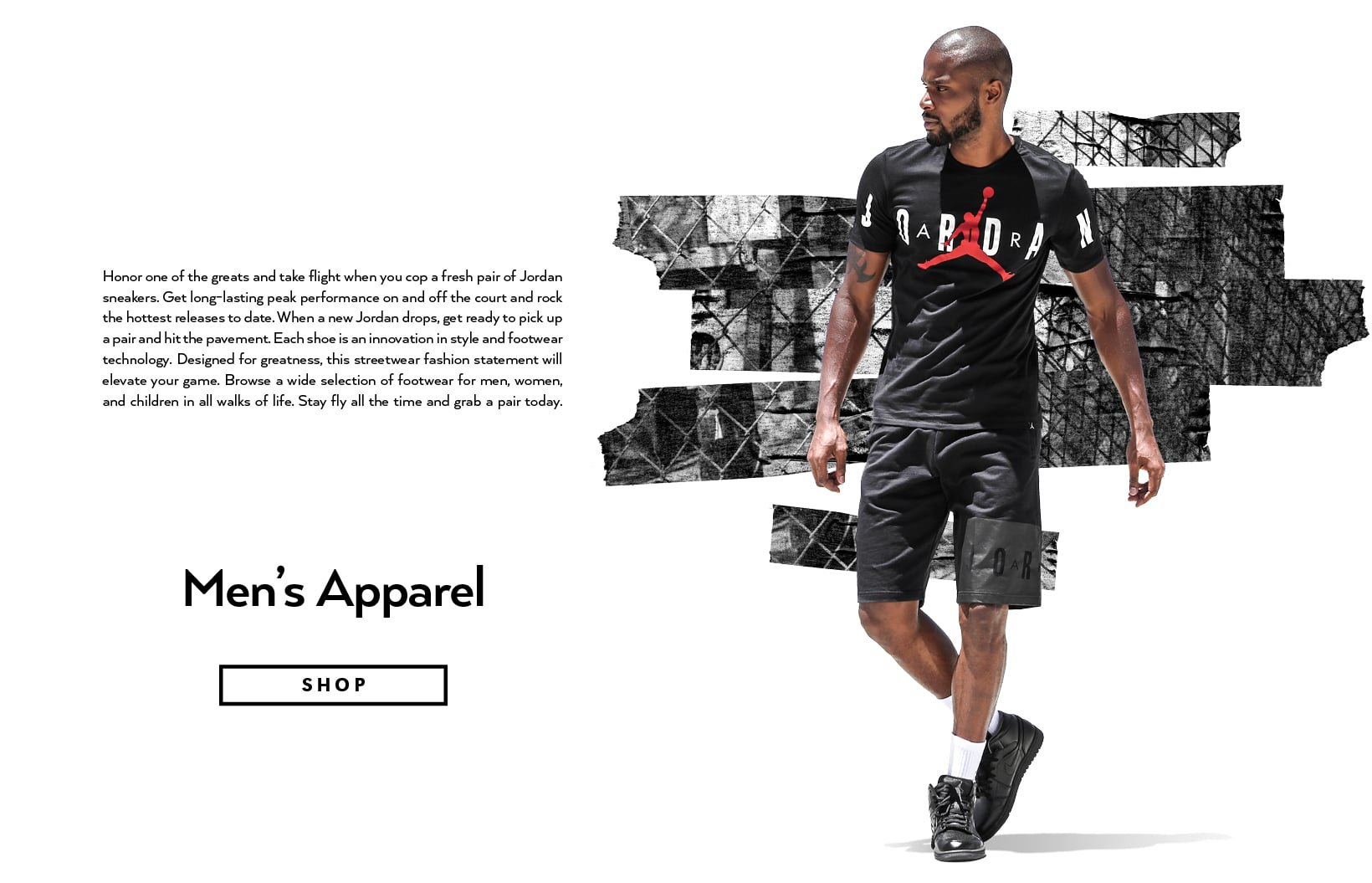 4c5b57f061f3 Shop Jordan Apparel · Shop Men s Jordan