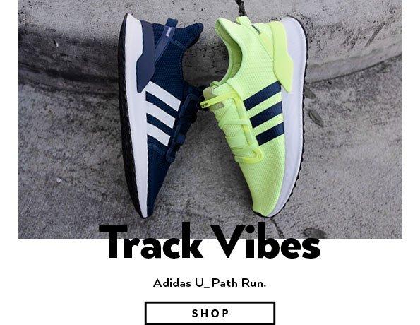 ae879ef66f60 Track Vibes Adidas U Path Run