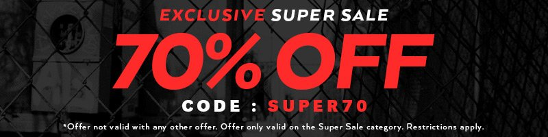 Sale - Shoes, clothing, accessories for