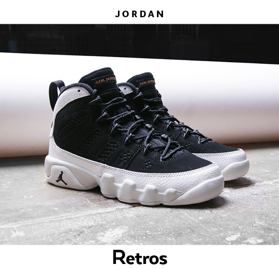 Shop Jordan Retros